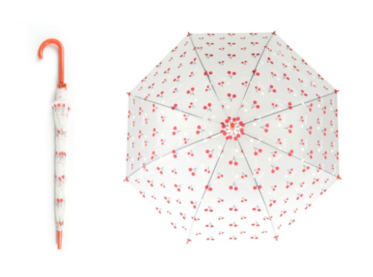 Ομπρέλα μεσαία κερασάκια