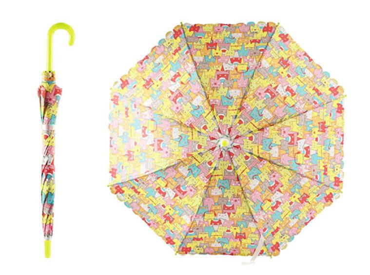 Ομπρέλα μεσαία γάτες